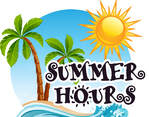 Central Office Summer Hours Thumbnail Image