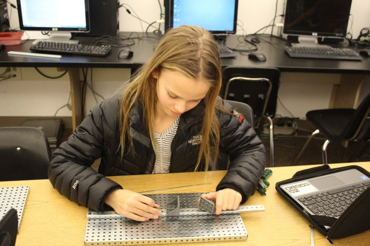 Learning the Roots of Technology at Flagstaff Academy Thumbnail Image