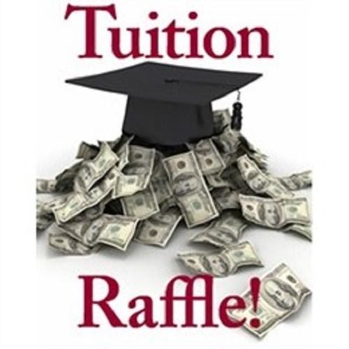 Fall 1/2 Tuition Raffle! Thumbnail Image