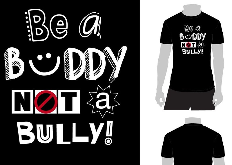 Be a Buddy T-shirts for sale in our office Featured Photo