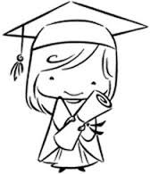 Graduation Kid Picture