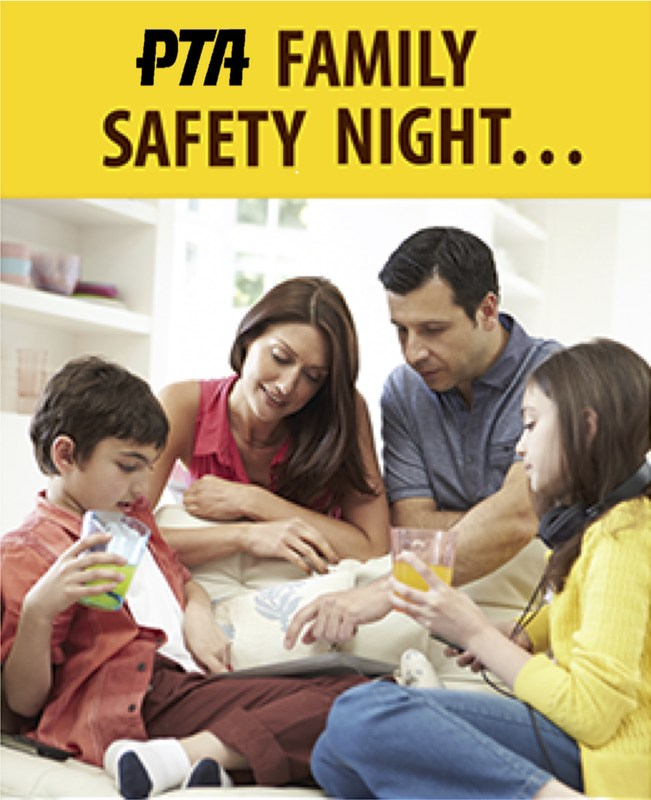 PTA Family Safety Night Featured Photo