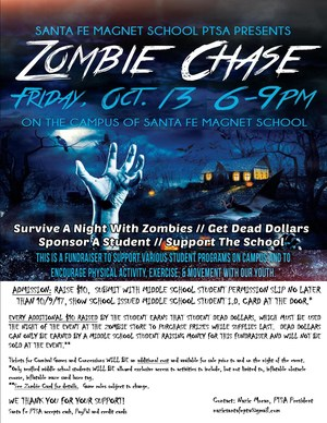 Zombie Chase - October, Friday the 13th - Check In Starts at 5 p.m..jpg