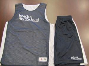 Invictus High School Basketball Jerseys