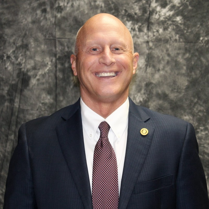 Dr. Jaklich Awarded Superintendent of the Year, Region 3 Thumbnail Image