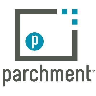Parchment Transcript Company logo
