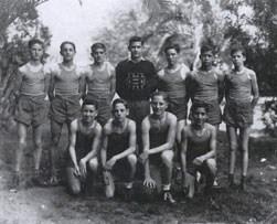 1940s Basketball