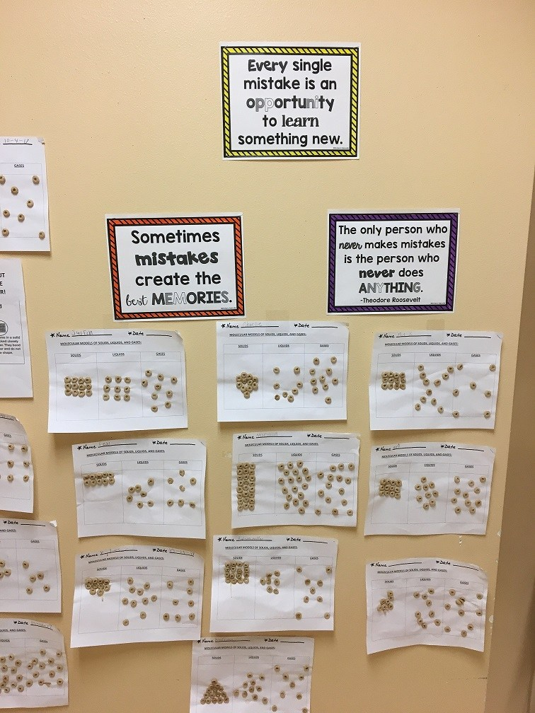 Math Cheerios