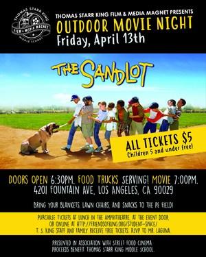 Thomas Starr King Outdoor Movie Night The Sandlot.jpg
