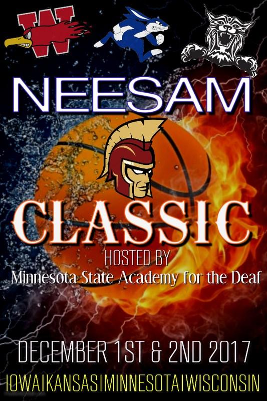 Neesam Classic Basketball Tournament December 1st-2nd Thumbnail Image