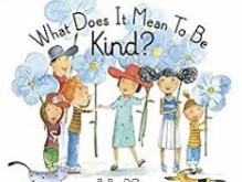 Book of the Month What Does it Mean to be Kind