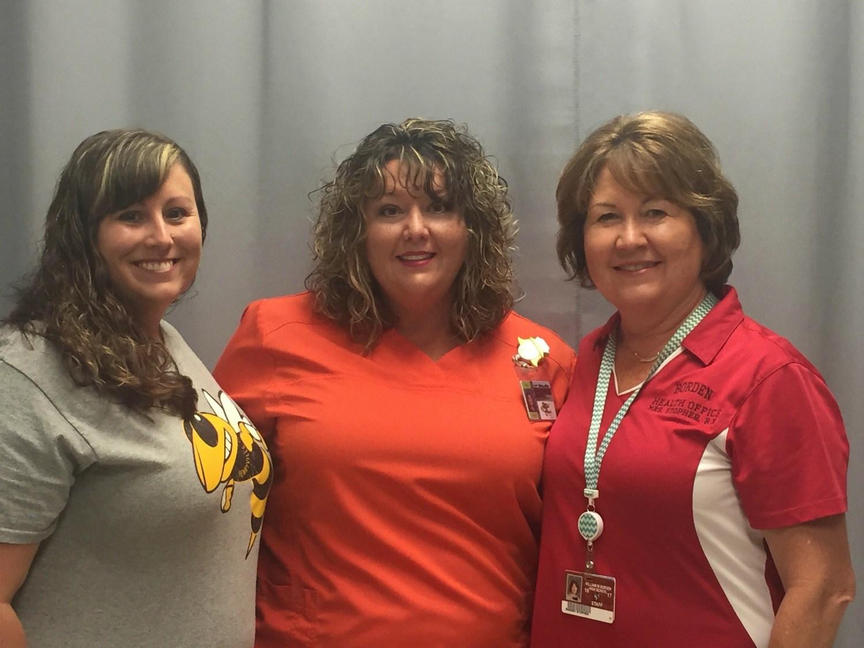 WCCS Nurses