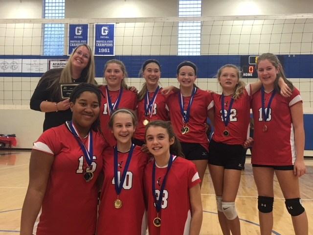 7th/8th Grade Volleyball Season Finale Thumbnail Image