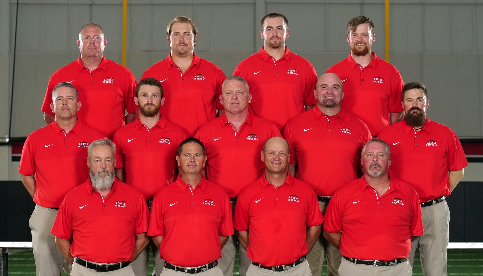 AHS FB Coaching Staff - 2017