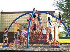 Jubilee Academies Students on Playground