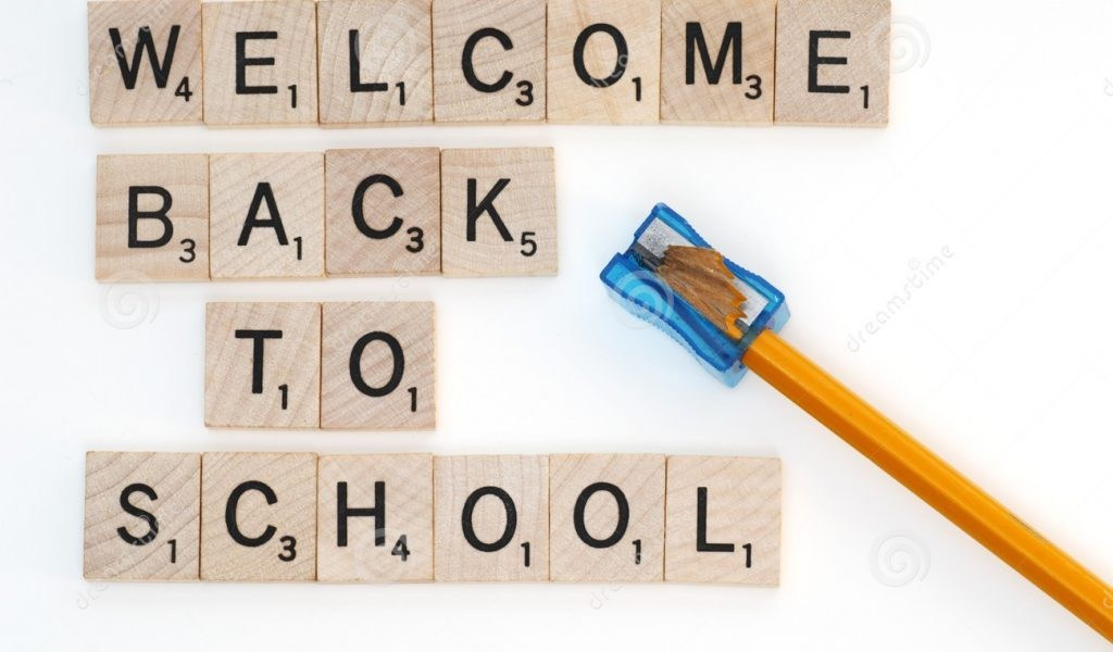 Looking forward to a fabulous new school year!!