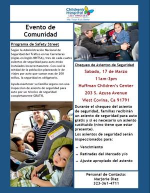 CHLA Huffman Car Seat Check Span.png