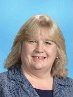 photo of Mrs. Kulesz, Library Technician
