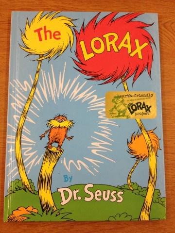 Lorax Book