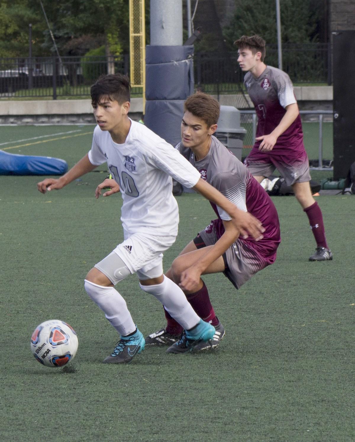 Soccer - Boys - Athletics - Union City High School