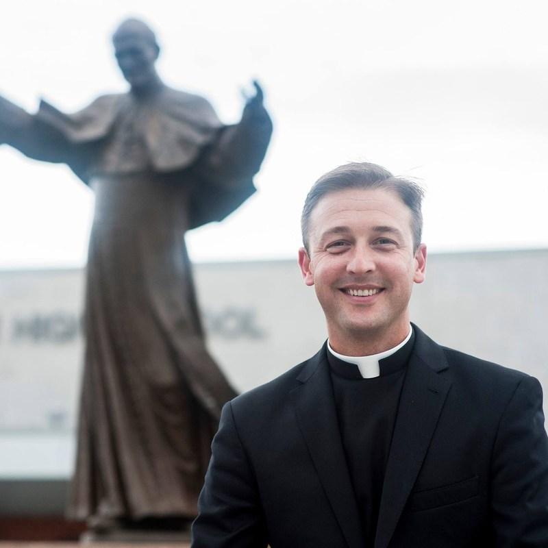 Rev. Brian M. Kean, Appointed PJPII Principal Thumbnail Image