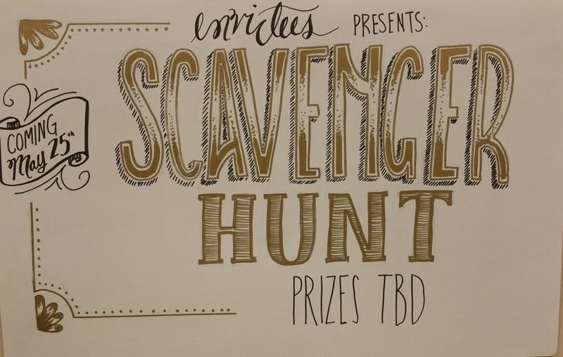 Invictus High School Scavenger Hunt