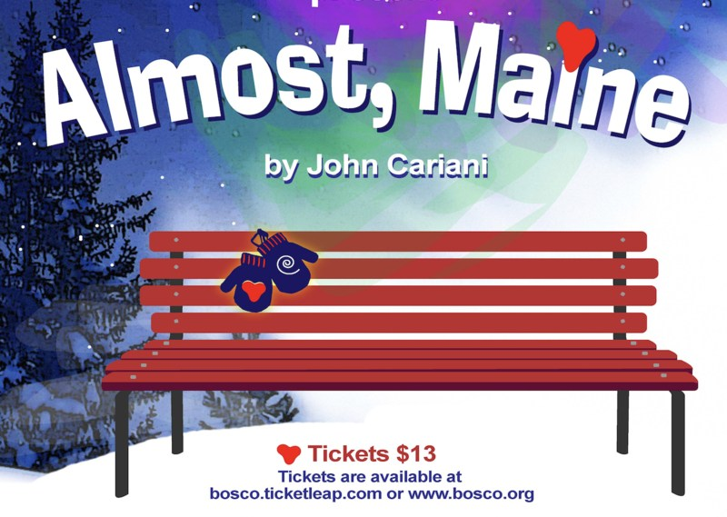 Almost, Maine premieres this Friday! Thumbnail Image