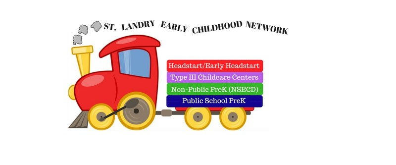 early childhood logo decorative