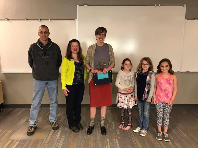 Congratulations to Nancy Nelson, Recipient of 2018 Dedicated Teacher Award Thumbnail Image