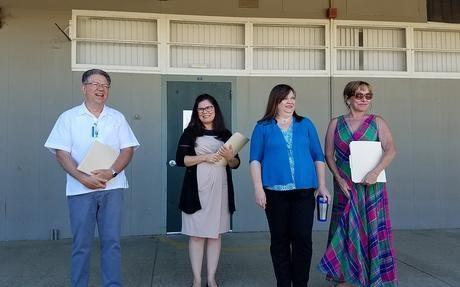 BAS teachers for ESL and Citizenship