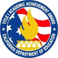 Academic Achievement Award Seal