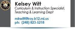 Kelsey Witt email