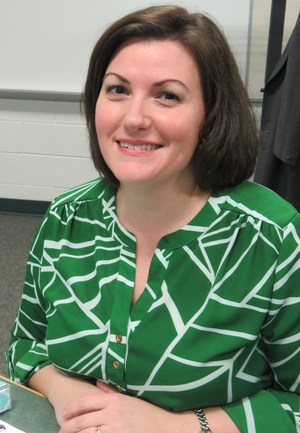 Sarah Alden is appointed to a vacant seat on the TK Board of Education.