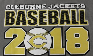 Jackets baseball logo