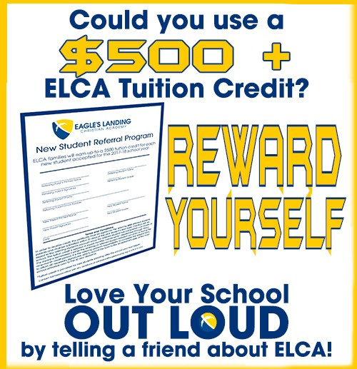 Check out our New Student Referral Program at www.elcaonline.org/discounts. Featured Photo