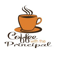 Coffee with the Principal Clipart