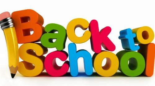 Welcome Back 2017/2018 to the School Year! Thumbnail Image