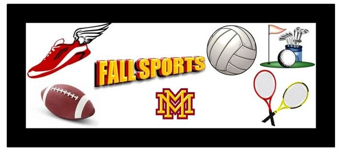 Fall Sports Officially Begin July 31st! Thumbnail Image