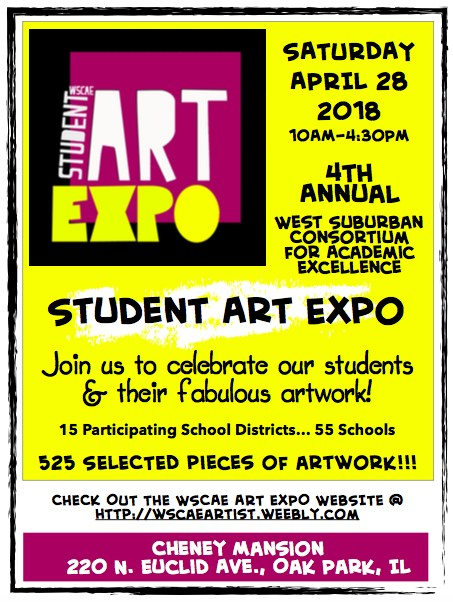 WSCAE Student Art Expo Featured Photo