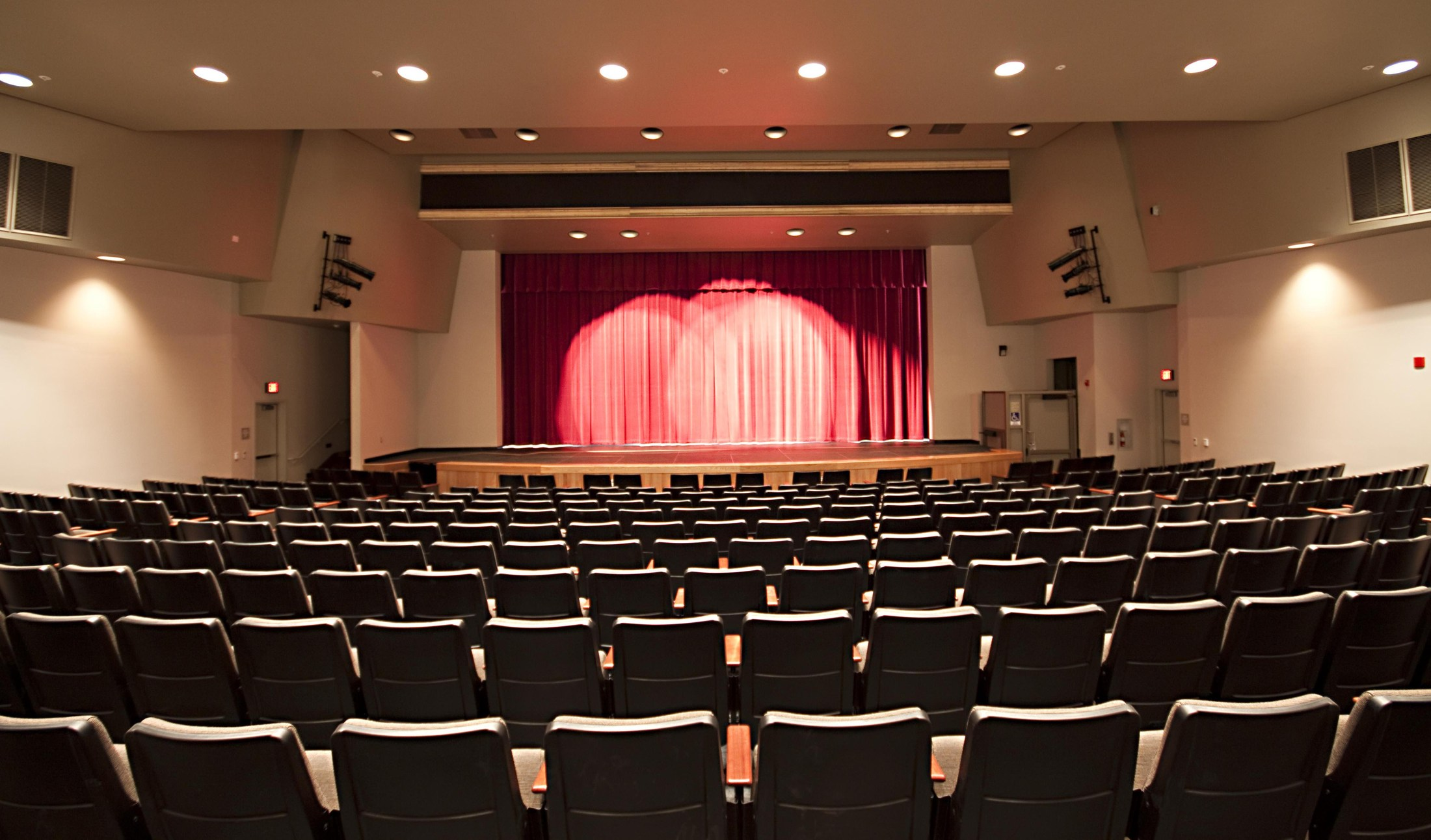 Hemet High School Theater