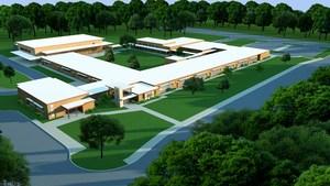 New Saluda River Building Plans