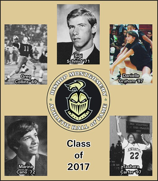 Five to be Inducted into Athletic Hall of Fame Thumbnail Image
