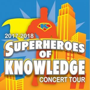 Stephen Fite's Superheroes of Knowledge Thumbnail Image