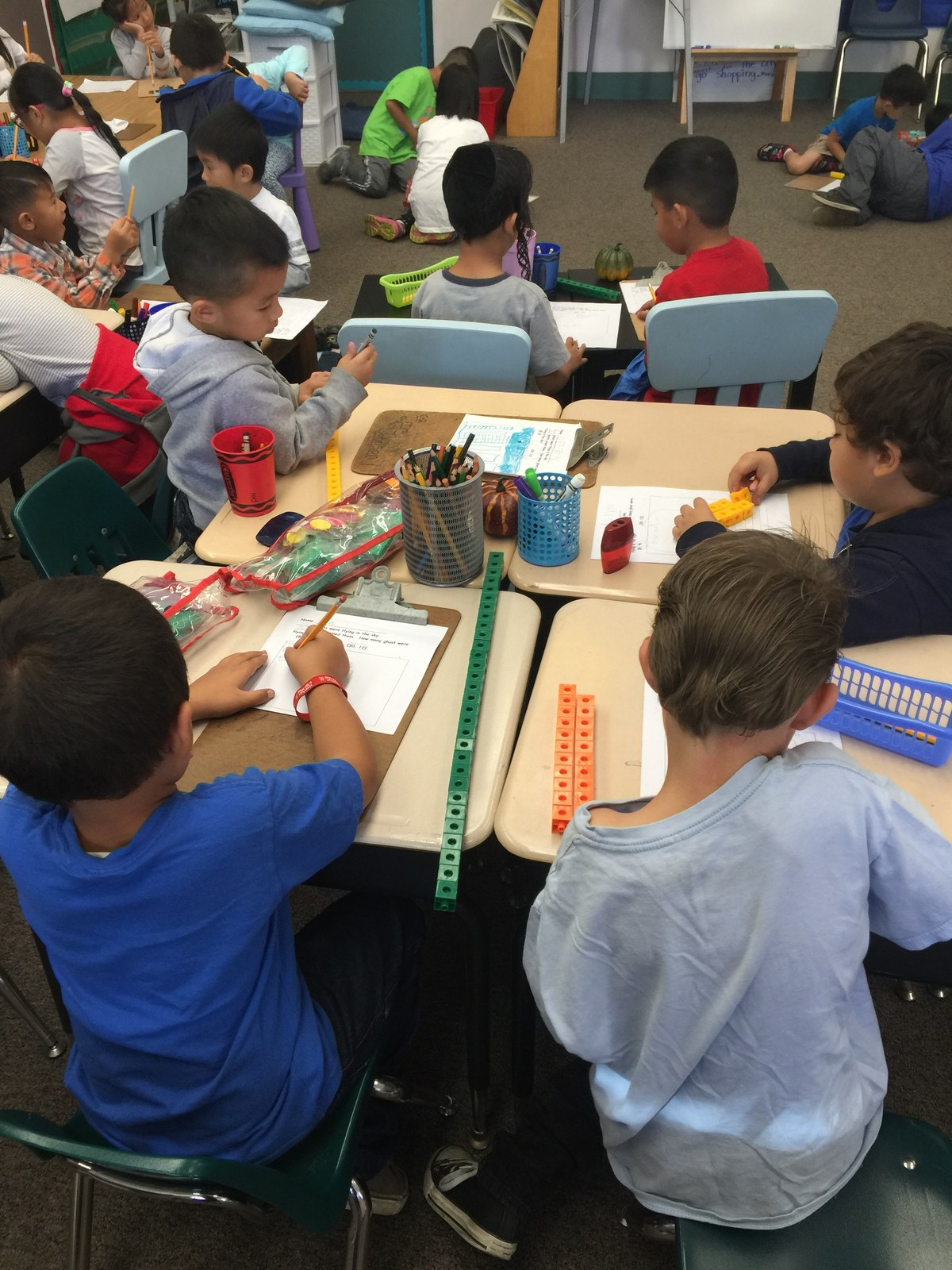 Dual Language Immersion Classroom