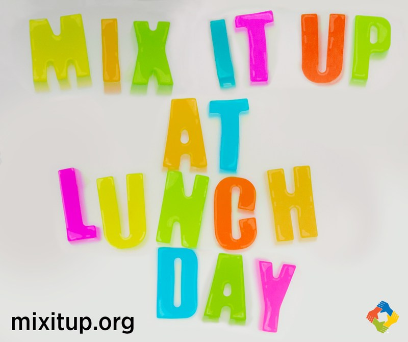 Mix it Up at Lunch - Volunteers Needed Thumbnail Image