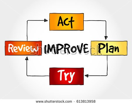 Improve, Plan, Try, Review, Act