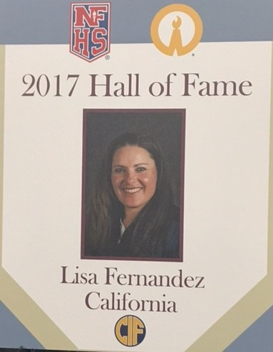 Alumna Lisa Fernandez '89 Inducted into the High School Hall of Fame Thumbnail Image