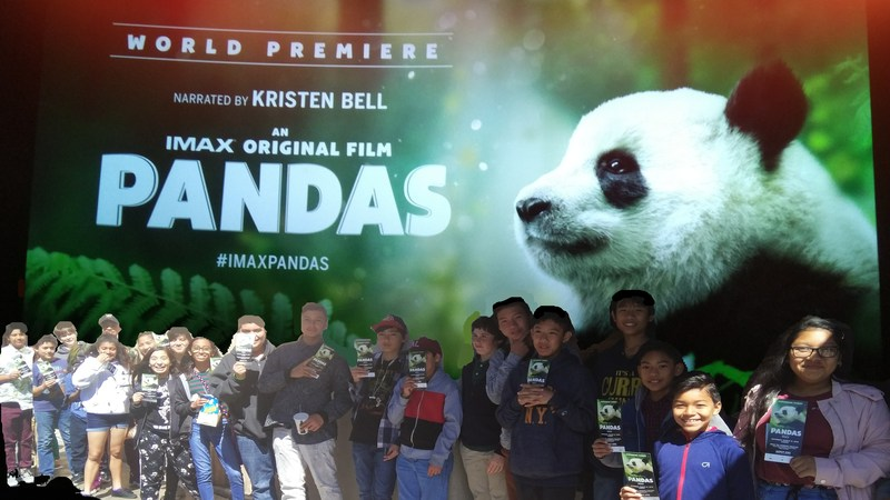 Animation students Attend Red Carpet Premiere Featured Photo