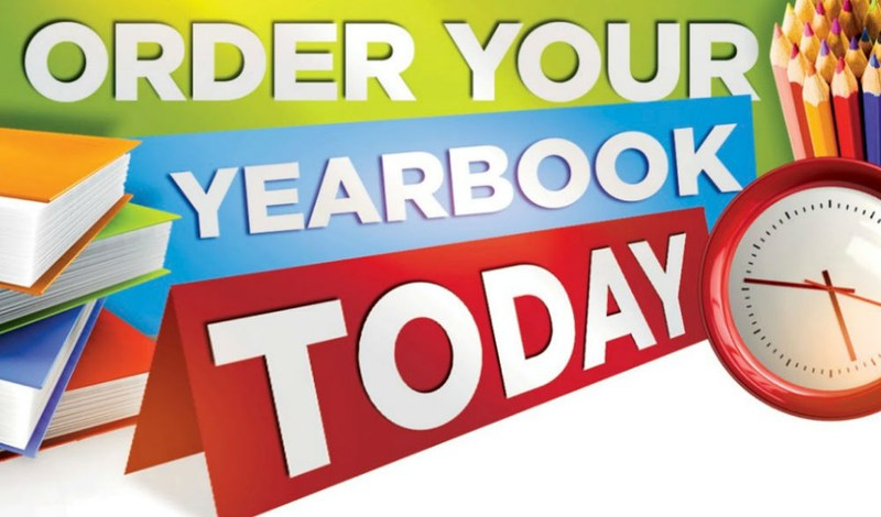 Order Your Yearbook Featured Photo