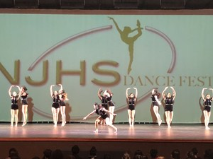NJHS Dance Fest Ballet performance